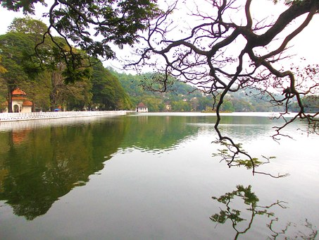 Visit Kandy Lake with Kenny from Sri Lanka Trusted Tours