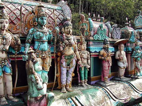 Sri Lanka Tours and Private Driver - Visit - Hindu Temple Sri Lanka