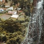 Sri Lanka Tours and Private Driver - Visit the Ramboda fall lovers leap Nuwara Eliya