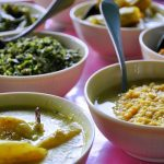 Sri Lanka Tours and Private Driver - Sri Lankan food from a cookery class